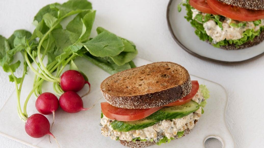 ranch sandwich