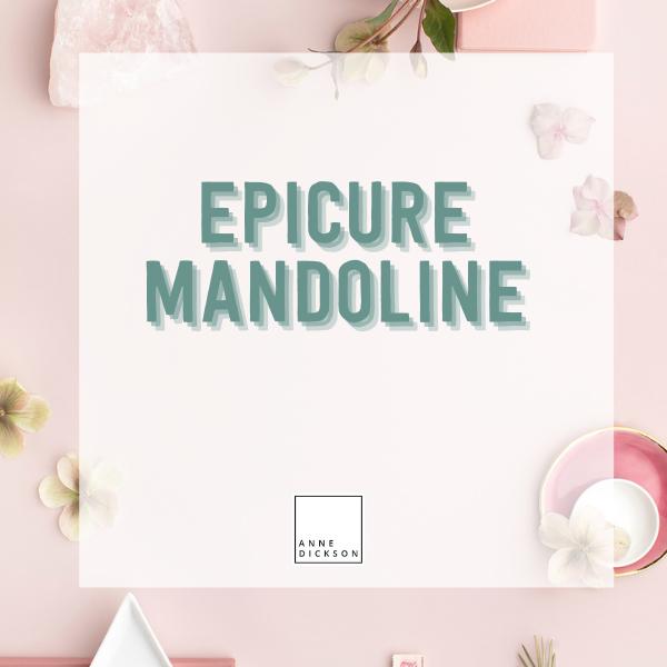 Epicure Mandoline