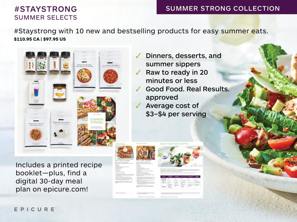 Summer strong collection
