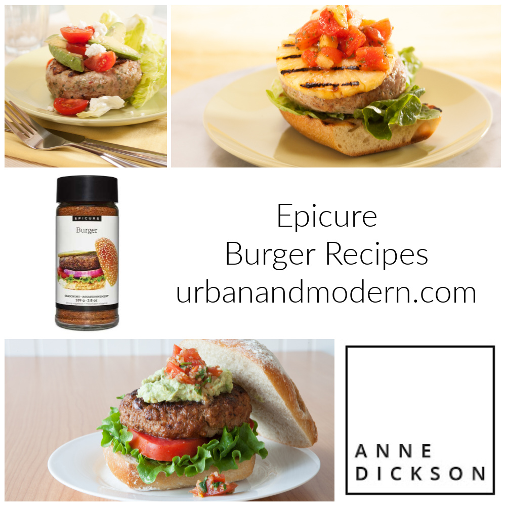 Epicure Burger Seasoning 1