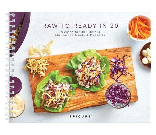 raw to ready cookbook