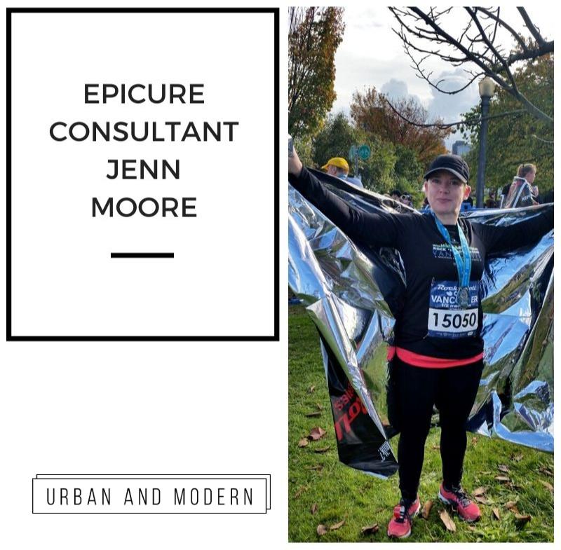 Epicure Consultant Jenn Moore