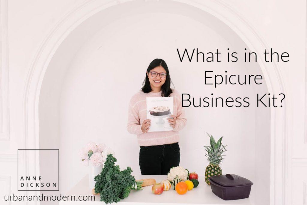 epicure business kit
