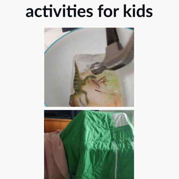 activities with kids