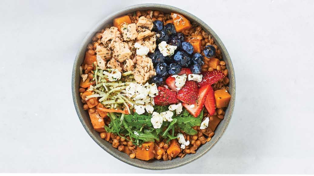 grain bowl