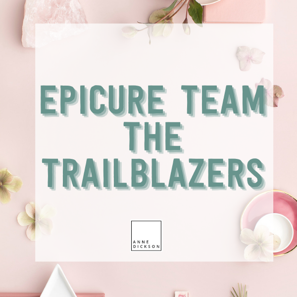 Epicure Team – The Trailblazers