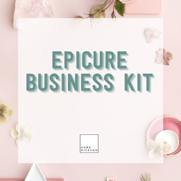 Epicure Fall Business Kit 2020