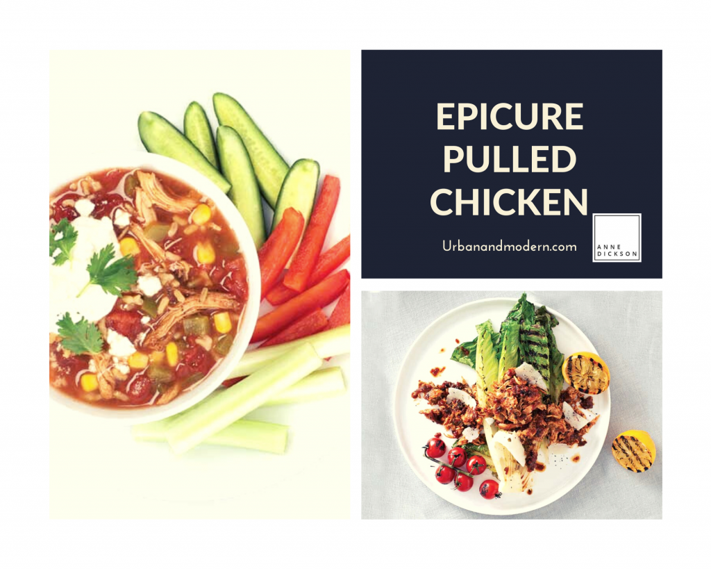 Epicure Pulled Chicken 1