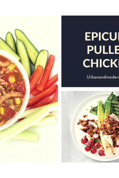 epicure pulled chicken