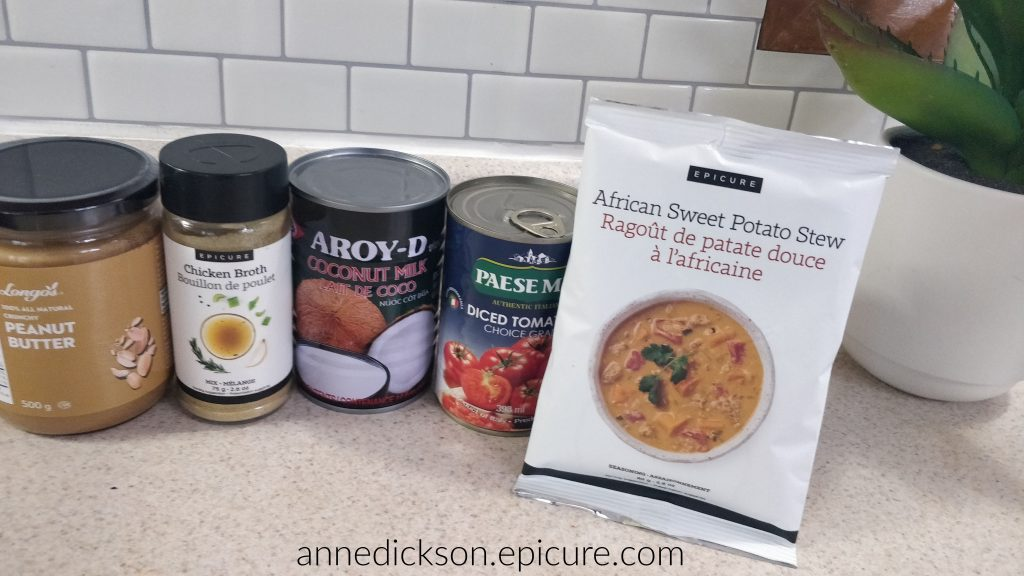 Sweet potato stew recipes