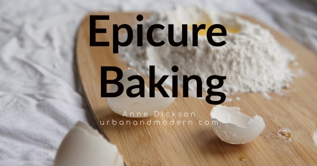 epicure baking