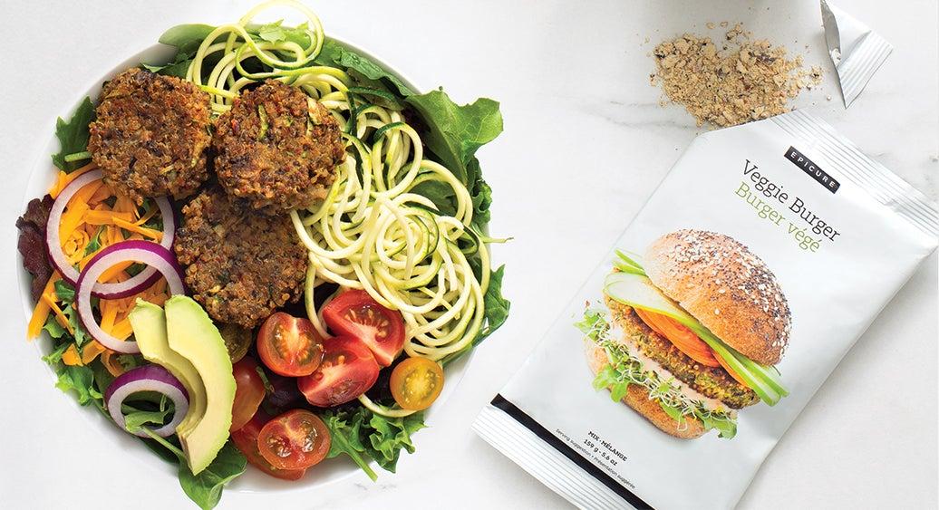 veggie nourish bowl