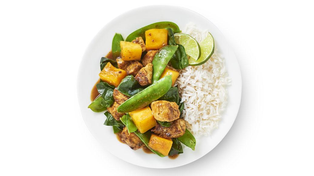 Epicure Mango Curry Dip Mix recipe