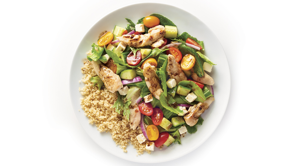 Balsamic Bliss Salad