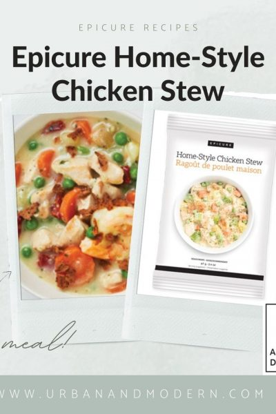 Epicure Home-style Chicken Stew