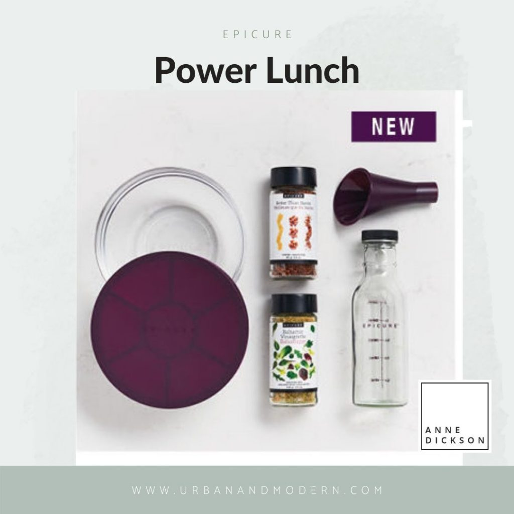 Epicure Power LUnch