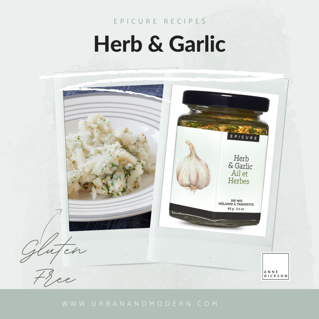 Epicure Herb and Garlic