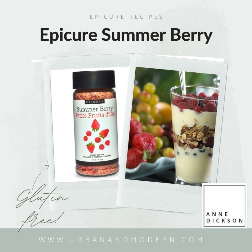 Epicure Summer Berry