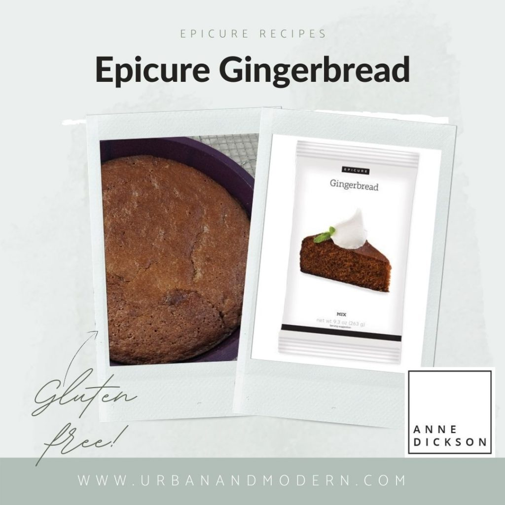 epicure gingerbread