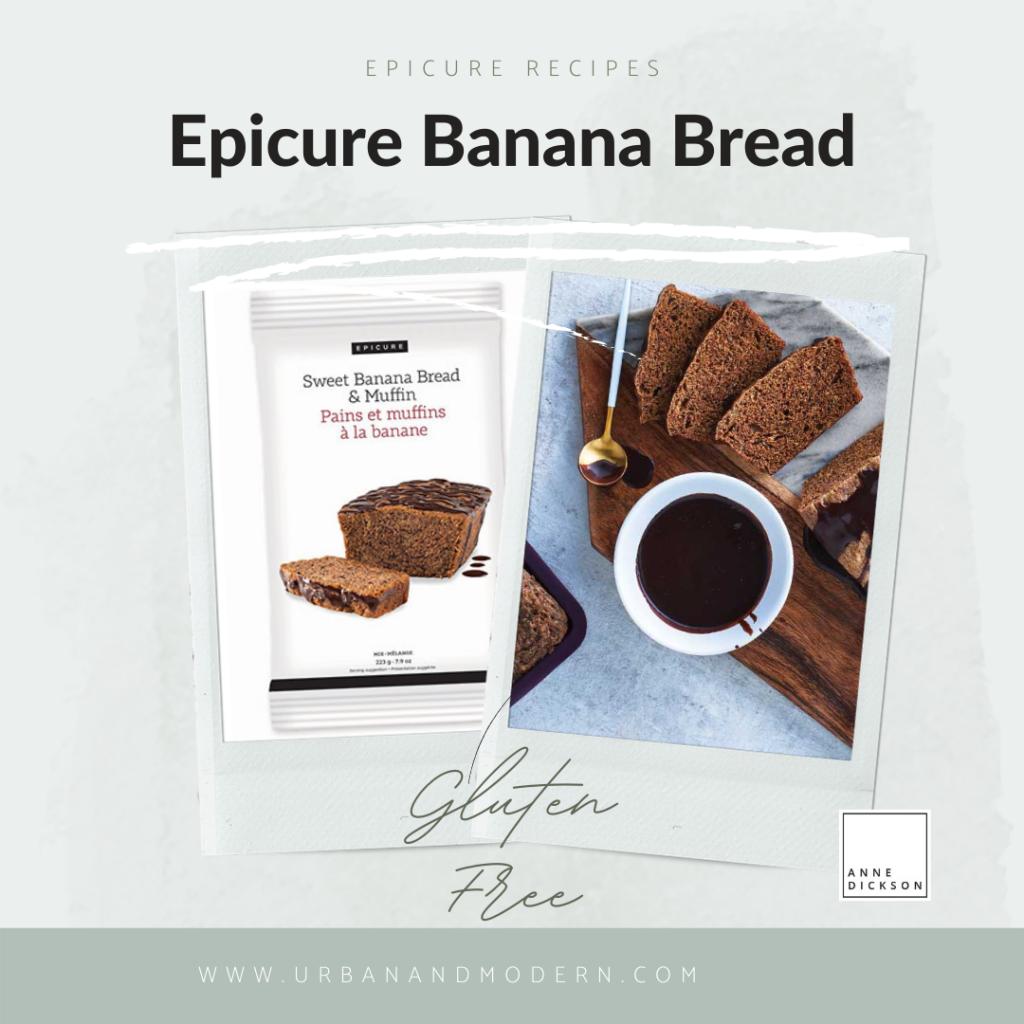 Epicure Banana Bread
