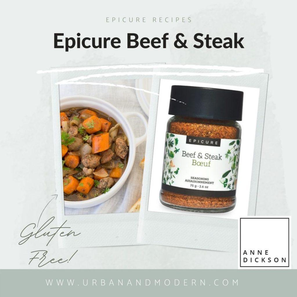 Epicure Beef & Steak