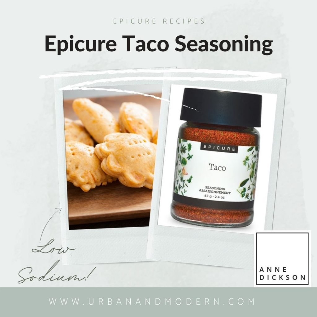 epicure taco seasoning