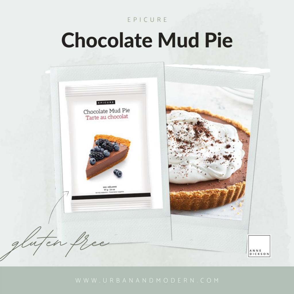 Epicure Chocolate Mud Pie