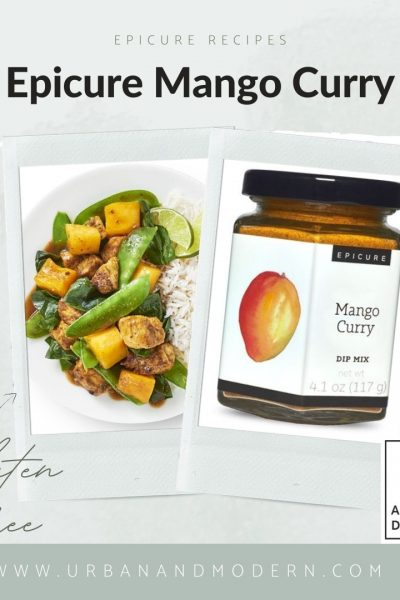 epicure mango curry