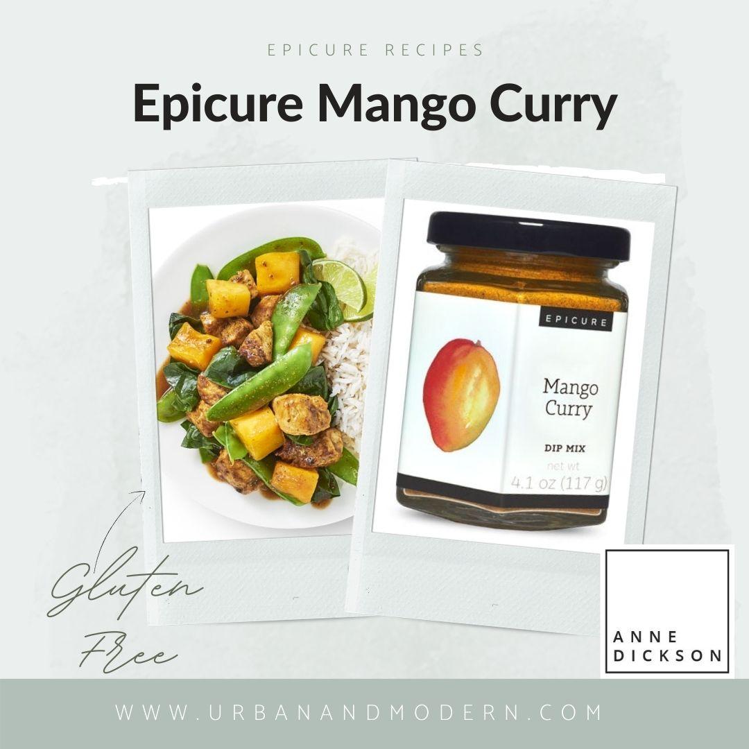 epicure mango curry