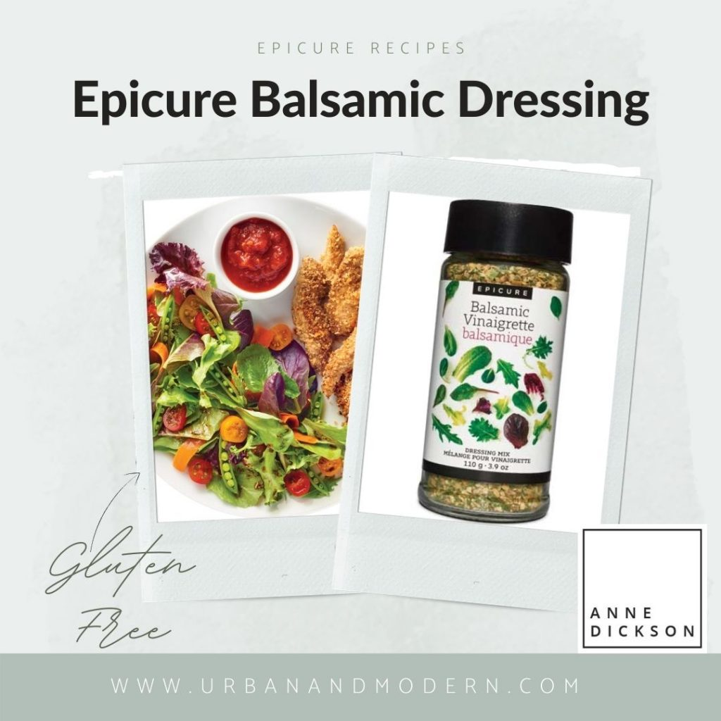 Epicure Balsamic Dressing
