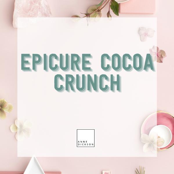 Epicure Cocoa Crunch
