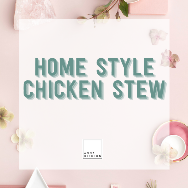 Epicure Home Style Chicken Stew