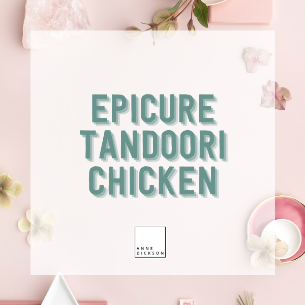 Epicure Tandoori Chicken