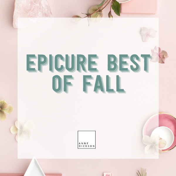 Epicure Best of Fall