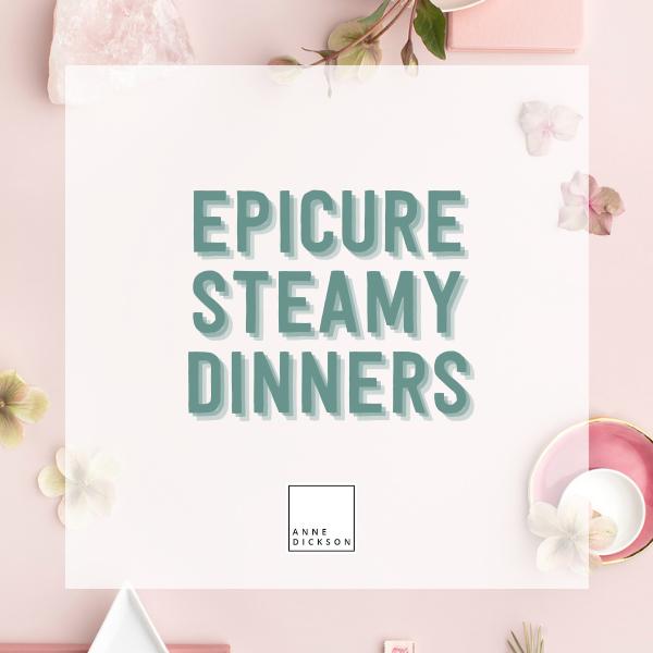 Steamy Dinners