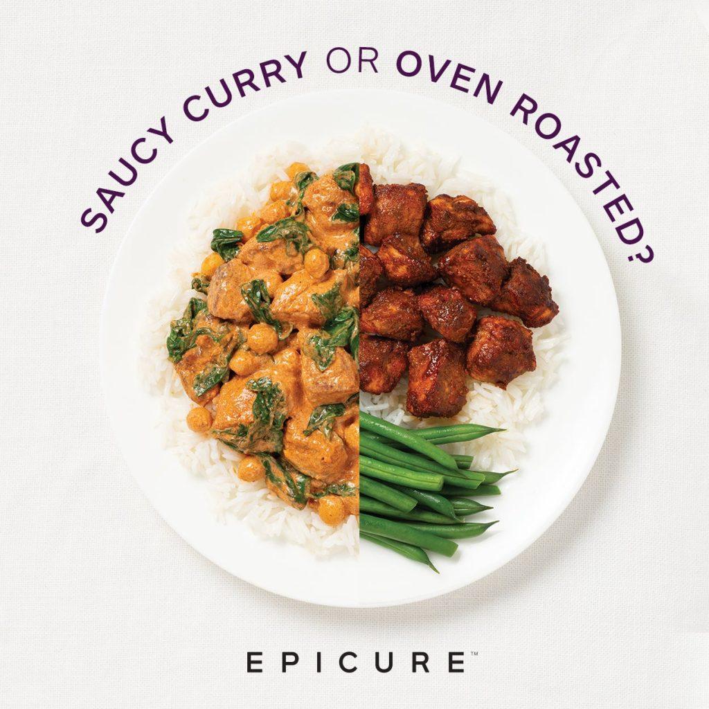 Epicure Tandoori Curry