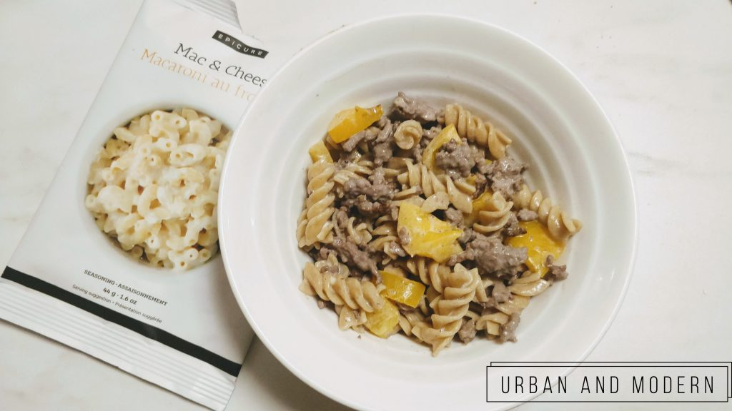 Epicure Macaroni and Cheese 3