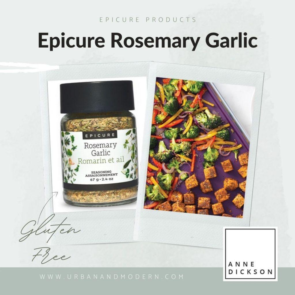 Epicure Rosemary Garlic