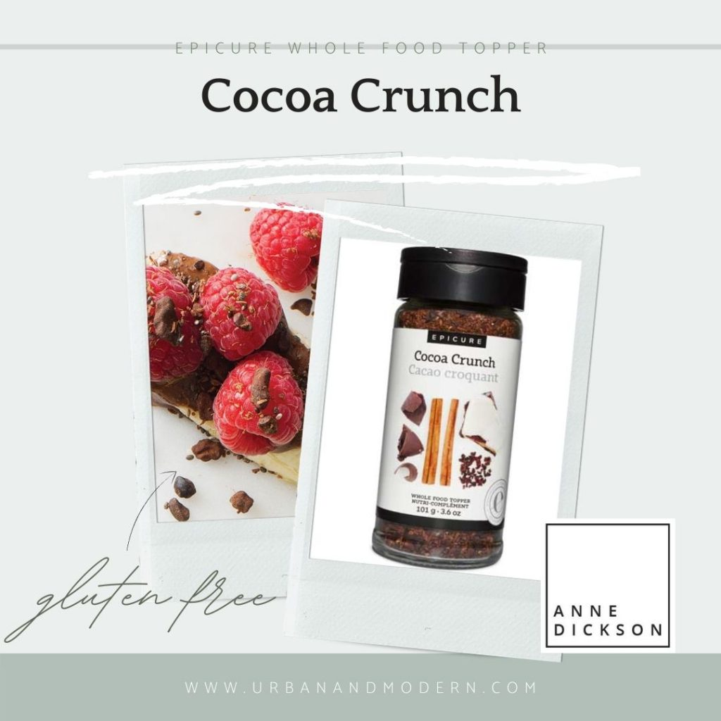 Epicure Cocoa Crunch