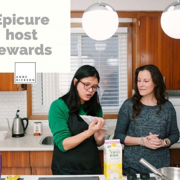 epicure host rewards