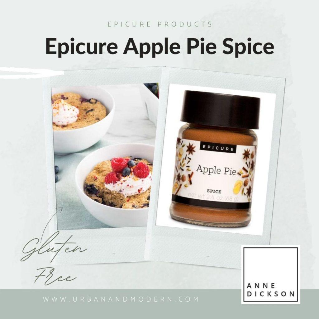 epicure apple spice