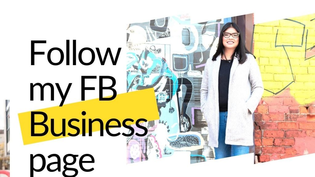 follow my fb business page