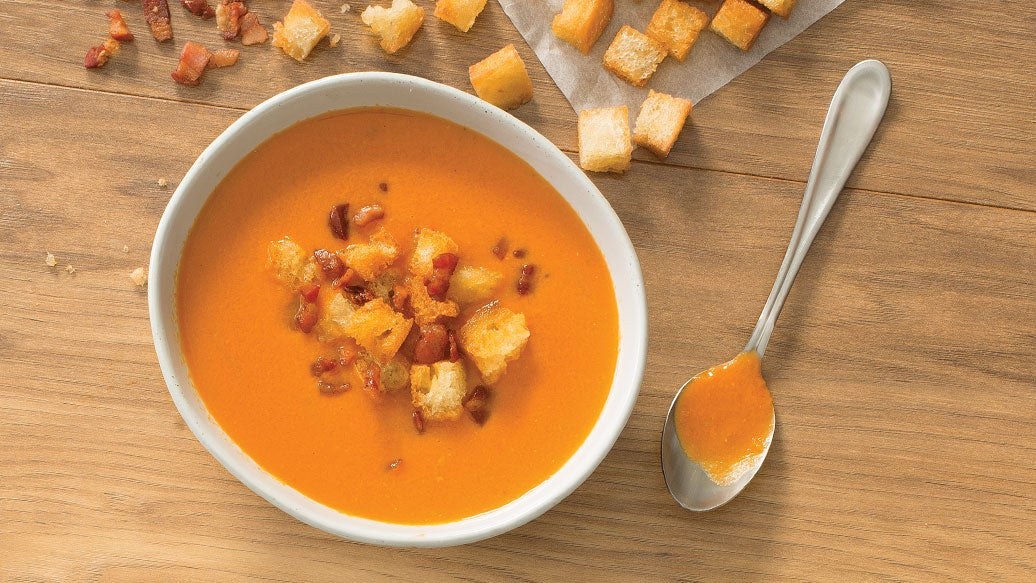 Roasted Tomato CCB Soup