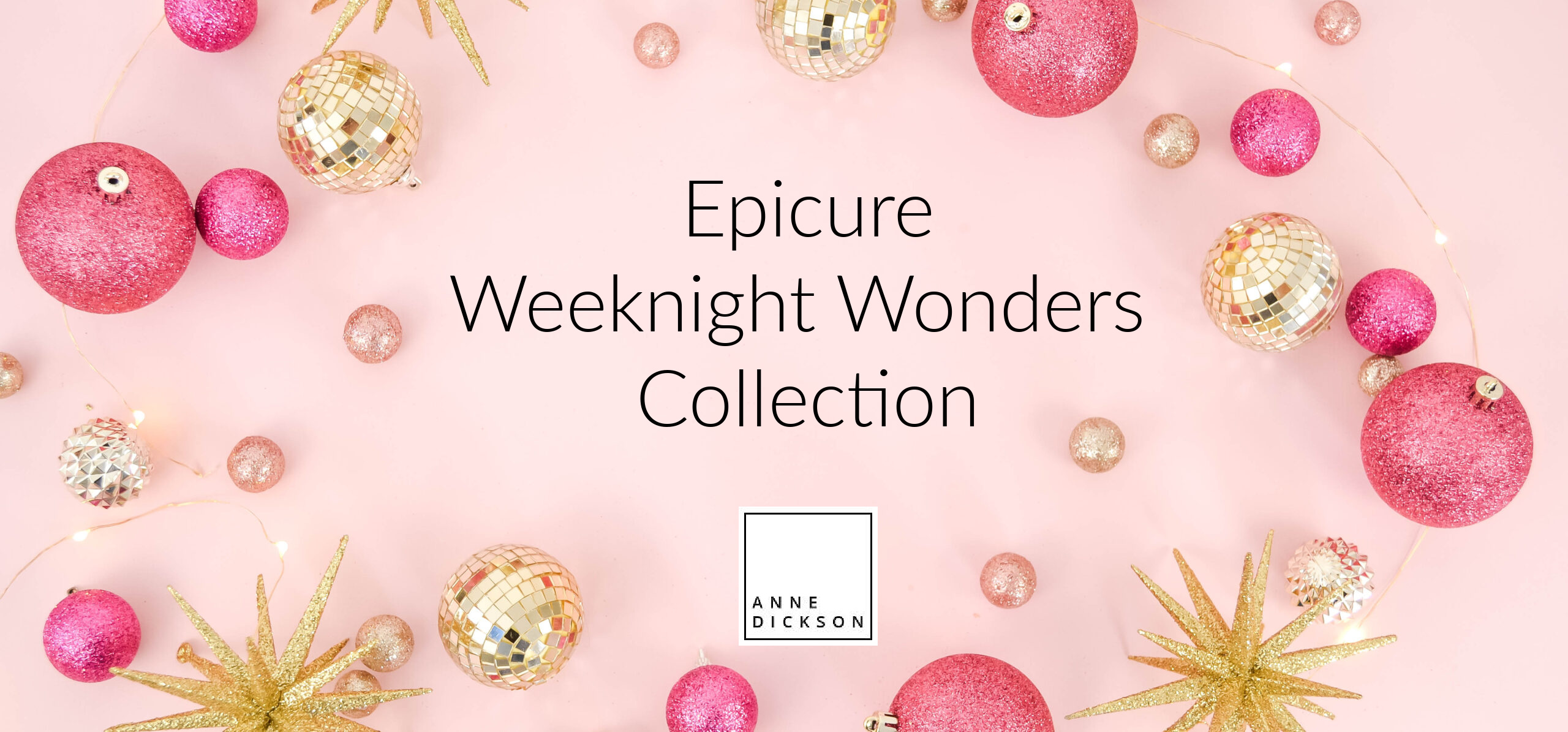Weeknight Wonders Collection