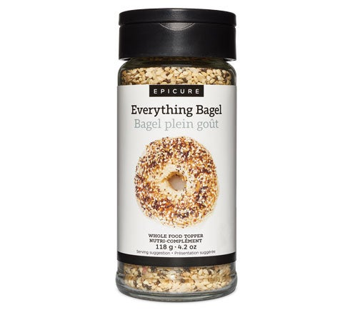 Can you buy everything but the bagel seasoning in Canada? 1