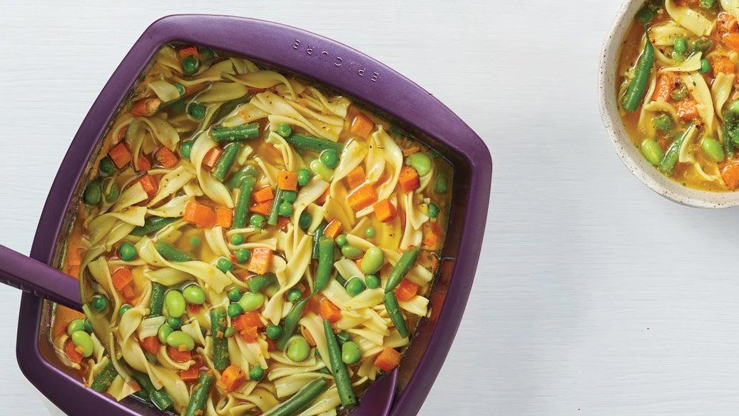Feel Great Veggie Soup