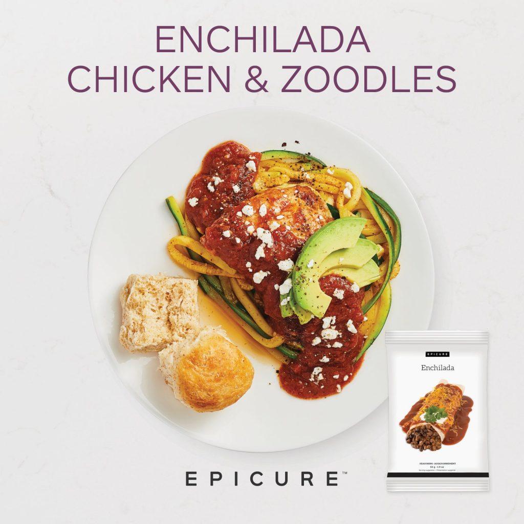 Epicure Enchilada