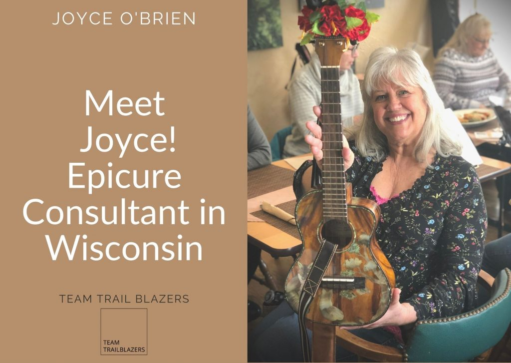 Joyce O'Brien, Epicure Consultant 1