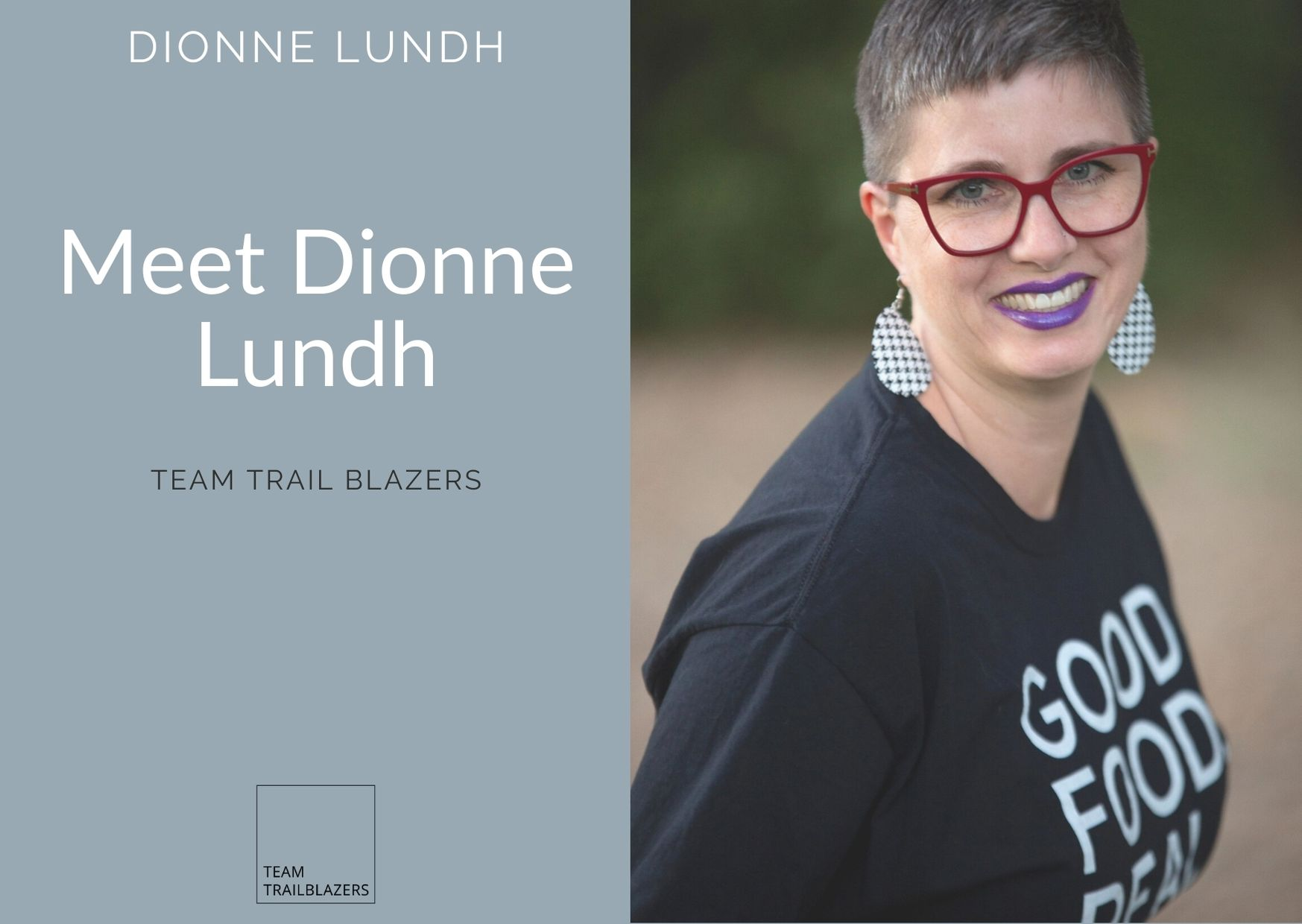 Get to know Dionne Lundh