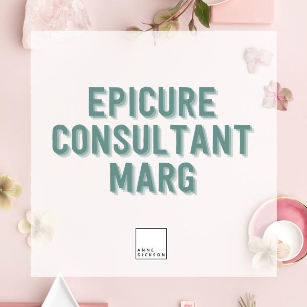 Epicure Consultant Marg Peebles